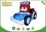 Il Kiddie dell'automobile elettrica guida la macchina del gioco della galleria per la sosta di Amsuement