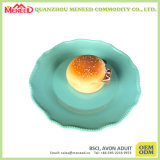 Homeware 매일 사용 녹색 태양열 집열기 멜라민 과일 그릇