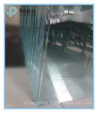 vidrio de flotador ultra claro de la alta calidad del espesor de 3mm-19m m (UC-TP)