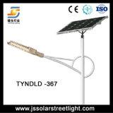 Indicatore luminoso di via solare del silicone policristallino di prezzi bassi del rifornimento della fabbrica