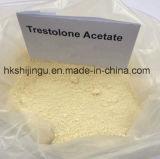 99.5% Сырцовый ацетат Ment Trestolone с освещением голодает пересылка