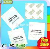 Contrassegno stampabile dell'adesivo MIFARE di RFID per logistico