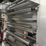 8 Color de la máquina de impresión en huecograbado Tres Motor 130m / min