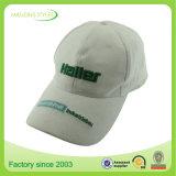 Tipo unisex 6 sombrero del casquillo de los deportes del género y de la gorra de béisbol de béisbol del panel