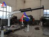 Elektrische Hydraulische Telescopische Boom die de Kraan van het Dek van het Schip van de Machine hijsen