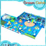 Ocean Theme Indoor Soft Playground Parc d'attractions