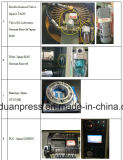 Presse graduelle latérale droite 600ton avec des moteurs de Taiwan Teco, roulements du Japon NTN/NSK, vanne électromagnétique de double du taco du Japon