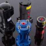 Vibrateur pneumatique Gt-80 de rouleau de Findeva de vibrateurs de turbine de bille industrielle d'alliage d'aluminium
