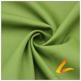 agua de 50d 310t y de la ropa de deportes tela Doble-Rayada tejida chaqueta al aire libre Viento-Resistente 100% de la pongis del poliester del telar jacquar de la tela escocesa del diamante abajo (53255H)