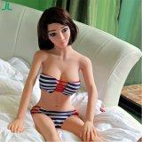 140cm Größengleichsilikon-Geschlechts-Puppe-reale Lebensdauer-Geschlechts-Puppe-Silikon-Vagina-Geschlechts-Puppe