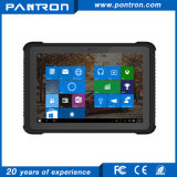 Windows 10 ou Android 5.1 sistema 10.1 polegadas IP65 Rugged Tablet PC
