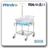 携帯用病院のアクリルの赤ん坊の寝具のまぐさ桶か折畳み式ベッド