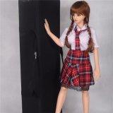 Muñeca sólida del sexo de la TPE de la muchacha joven japonesa de la escuela pequeña