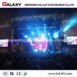 Afficheur LED P3.91/P4.81/5.95 de location polychrome extérieur pour le concert avec le panneau léger