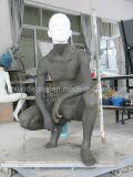 Mannequin masculino do projeto da origem para personalizado