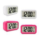 電子目覚し時計スマートな夜ライトクロック