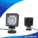 Luz de trabajo de 5 pulgadas 27W LED para el accesorio auto del coche