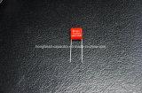 Metallisierter Kondensator des Polyester-Film-Kondensator-Cl21 für LED-Beleuchtung
