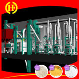 30T / آلة D الذرة طحن الدقيق للبيع