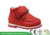 Ботинки предохранения ботинок младенца ортоых ботинок фиоритуры протезные