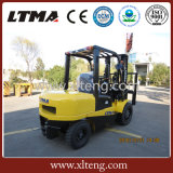 Ltma 최고 가격 손 포크리프트 4 톤 디젤 포크리프트
