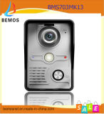 7 Zoll-intelligenter videotür-Telefon-Türklingel-Wechselsprechanlage-Installationssatz für Wohnung