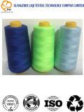 100% filato cucirino del poliestere, filetto accessorio del ricamo dell'indumento