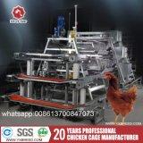 оборудование птицефермы клетки слоя a-Type Multi-Tier для сбывания