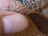 Связанная медью ячеистая сеть с сплющивает и ловящ тип в западню