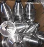 Kundenspezifische Aluminiummetallspinnenteile