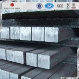 Barre carrée en acier laminé à chaud A35 Ss400