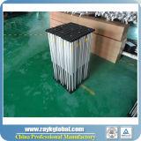 Comprar directo de las canalizaciones verticales de la etapa de la fábrica de China para la etapa de la prolongación del andén de la venta