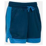 Il sudore unisex all'ingrosso mette in mostra gli Shorts con colore di contrasto