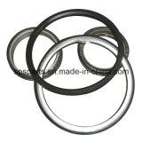 オイルシールのグループか浮かぶか、またはデュオの円錐形の金属の表面ドリフトのリングまたは金属のシール