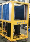 Luft abgekühlter Schrauben-Kühler für Sandpapierschleifmaschine