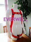 Harness lleno de la carrocería, harness de seguridad, cinturón de seguridad, cinturón de seguridad, correas con el modo fijo de la Uno-Punta (EW0315H)