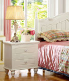 La madera sólida de los muebles caseros embroma la base para los muebles del dormitorio de los niños (A101)