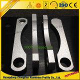 CNC de alumínio da extrusão do OEM com máquina de alumínio