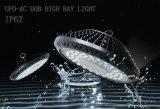 Lumière d'UFO Highbay de la puce 60W DEL de DOB DEL d'AC180-277V