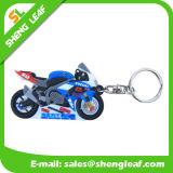 공급 주문 고무 연약한 PVC 열쇠 고리 (SLF-KC015)