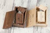 La madera personalizada mecanismo impulsor de madera cómodo del USB de Eco pega precio bajo