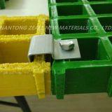 Clip stridente/morsetto di FRP per installazione stridente