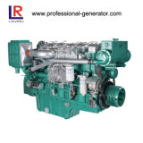 1800rpm 75HP Mariene Dieselmotor