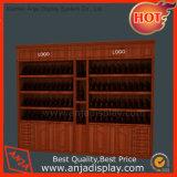 Деревянный шкаф индикации вина