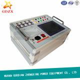 Анализатор характеристик динамической чувствительности автомата защити цепи для автоматов защити цепи масла (ZXKC-HB)