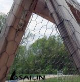 Sailin Hexagonal Wire Cloth para materiales de construcción