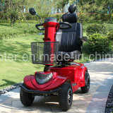 Scooter Handicapped de mobilité du modèle 4 de scooter électrique neuf de roues