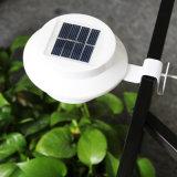 2017 heißes verkaufendes Solar-LED Zaun-Licht für Garten