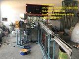 Máquina de encabezado de tubo laminado