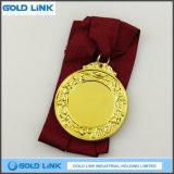卸し売りスポーツの硬貨のバッジのカスタム金属メダルは円形浮彫りを与える